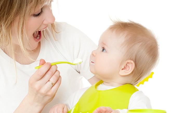 L'alimentation d'un bébé d' 1 an et plus