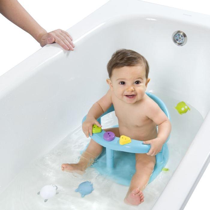 Les accessoires de bain pour bébé