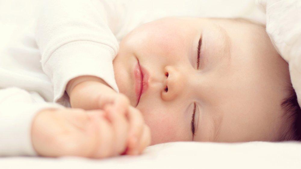 Les cauchemars chez bébé