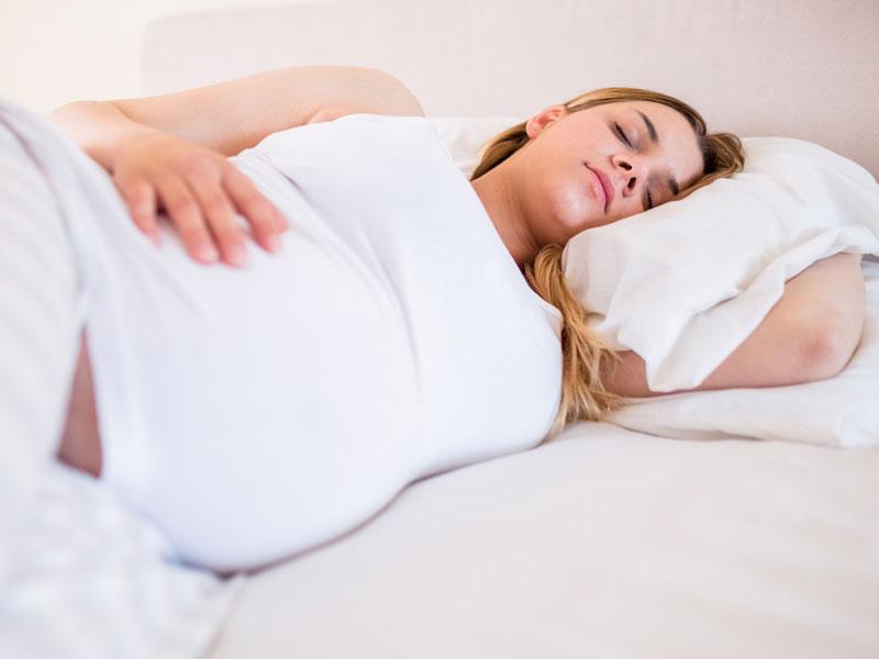Conseils pour mieux dormir pendant la grossesse
