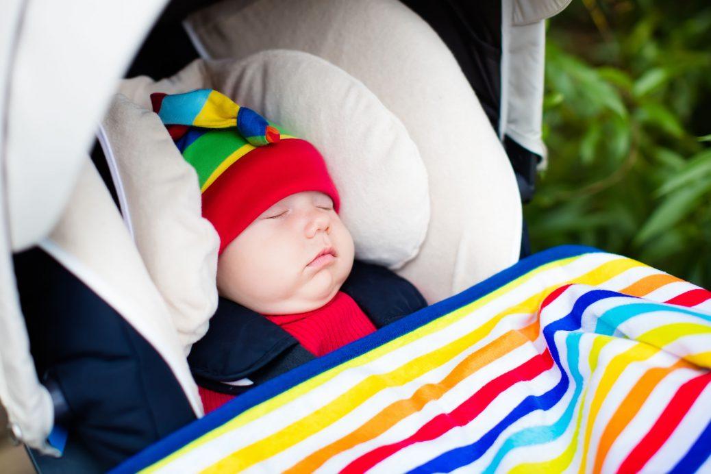 Quelques conseils pour les sorties de bébé à 1 mois