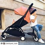 What a beautiful picture..! 😍👶🏻Thank you @belolipets_kate #babyzen #yoyo+ #babyzenstrollers #ginger #poussette #poussettecompacte #babyzenyoyo #promenade #pepindepomme  #pepin_de_pomme #Pépin_de_pomme #ginger  #poussettebebe #vivelesvacances #lola #mamanblogueuse #blog #blogueuse #blogger #mummyblogger #planchearoulette #planche